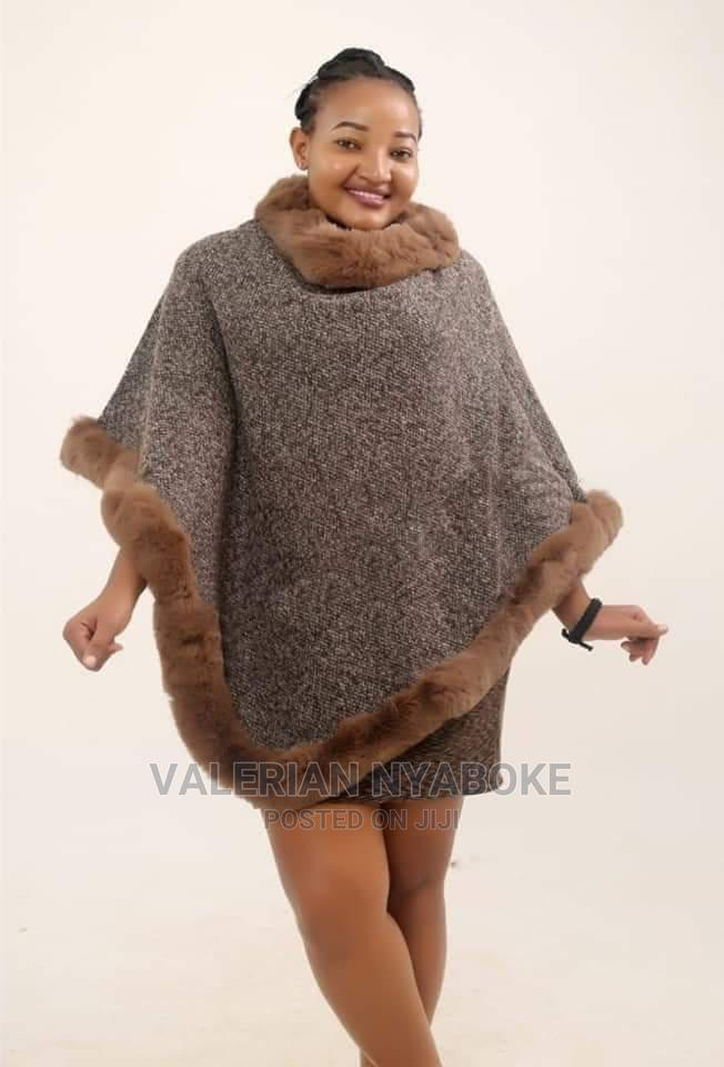 Ponchos Available
