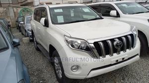 Toyota Land Cruiser Prado 2015 White   Cars for sale in Mombasa, Mombasa CBD