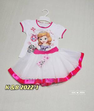 Top and Skirt Kids Wear | Children's Clothing for sale in Nairobi, Kahawa West