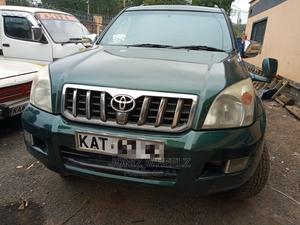 Toyota Land Cruiser Prado 2004 3.0 D-4d 5dr Green   Cars for sale in Nairobi, Woodley/Kenyatta Golf Course