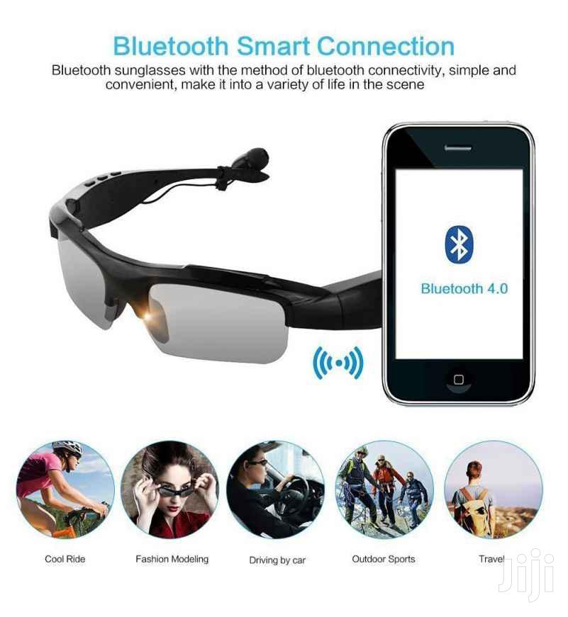 Archive: Bluetooth Sunglasses