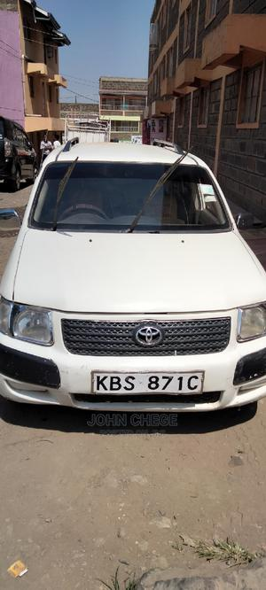 Toyota Succeed 2008 White | Cars for sale in Nakuru, Nakuru Town East