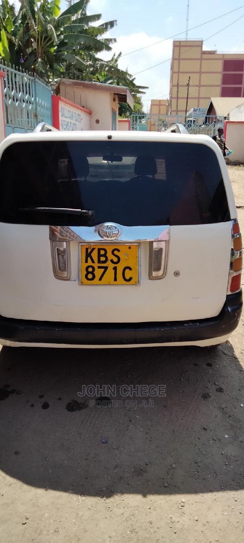 Toyota Succeed 2008 White | Cars for sale in Nakuru Town East, Nakuru, Kenya