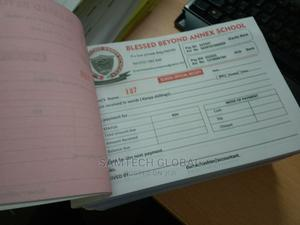 Receipt/Invoice/ Delivery Note Printing | Printing Services for sale in Nairobi, Nairobi Central