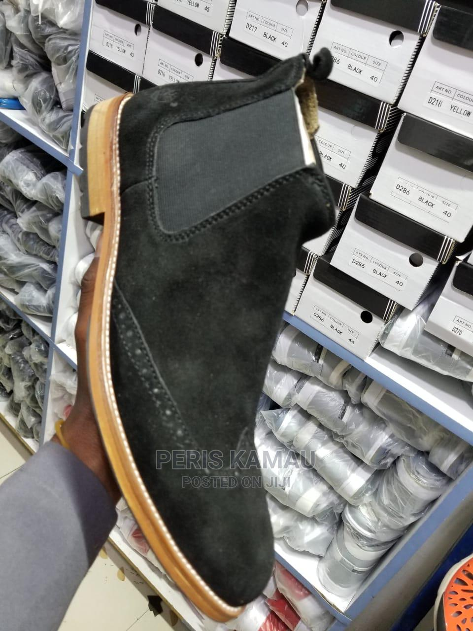 Archive: Timberland Suede Boots