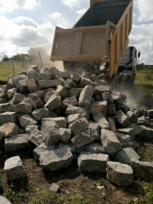 Foundation Stones Mawe Za Ground   Building Materials for sale in Nairobi, Pumwani