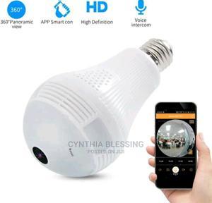 CCTV Bulb Camera(App Operation) | Security & Surveillance for sale in Nairobi, Nairobi Central