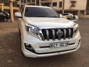 Toyota Land Cruiser Prado 2015 White | Cars for sale in Nairobi, Nairobi Central