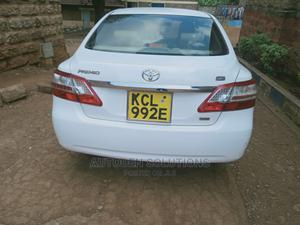 Toyota Premio 2010 White   Cars for sale in Nairobi, Nairobi Central