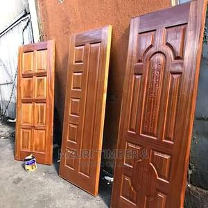 Semi-Solid Mahogany Flush Door   Doors for sale in Kiambu, Ruiru