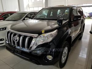 Toyota Land Cruiser Prado 2015 Black | Cars for sale in Mombasa, Mombasa CBD