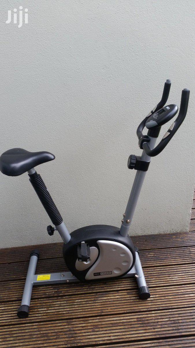 Belt Exercise Bike
