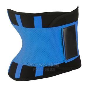 Waist Trimmer Tummy Slimming Belt Waist Trainer   Sports Equipment for sale in Nairobi, Nairobi Central