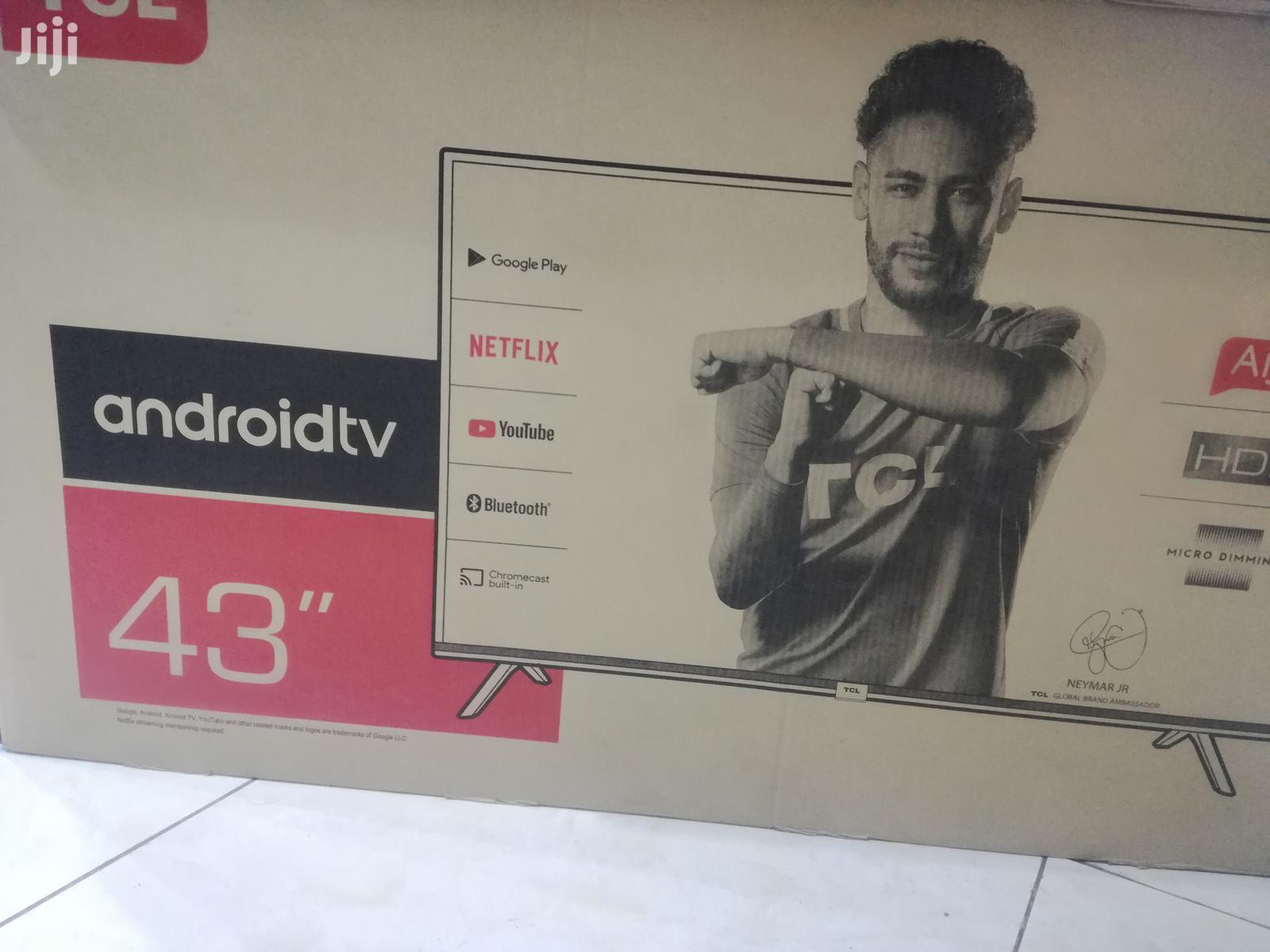 TCL Smart Android Tv 43 Inch