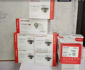 Hikvision 4 Camera Compete Kit | Security & Surveillance for sale in Nairobi, Nairobi Central