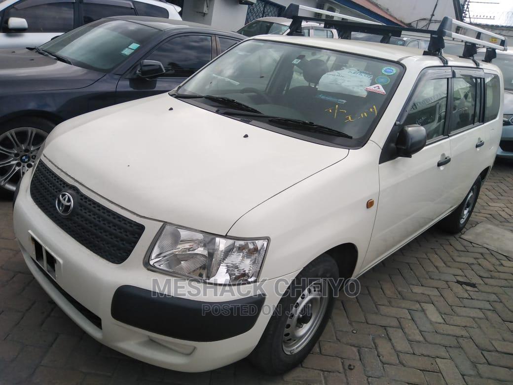 Toyota Succeed 2014 White | Cars for sale in Mombasa CBD, Mombasa, Kenya