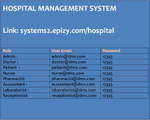 Hospital Management System , Hospital Management | Software for sale in Nairobi, Nairobi Central