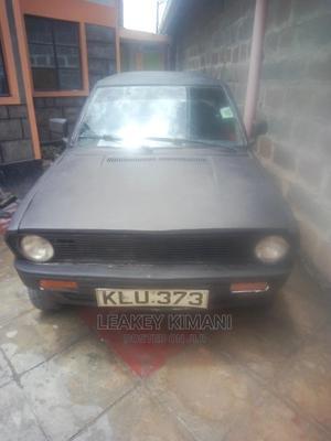 Volkswagen Golf 1974 1.1 L Black | Cars for sale in Nakuru, Nakuru Town East