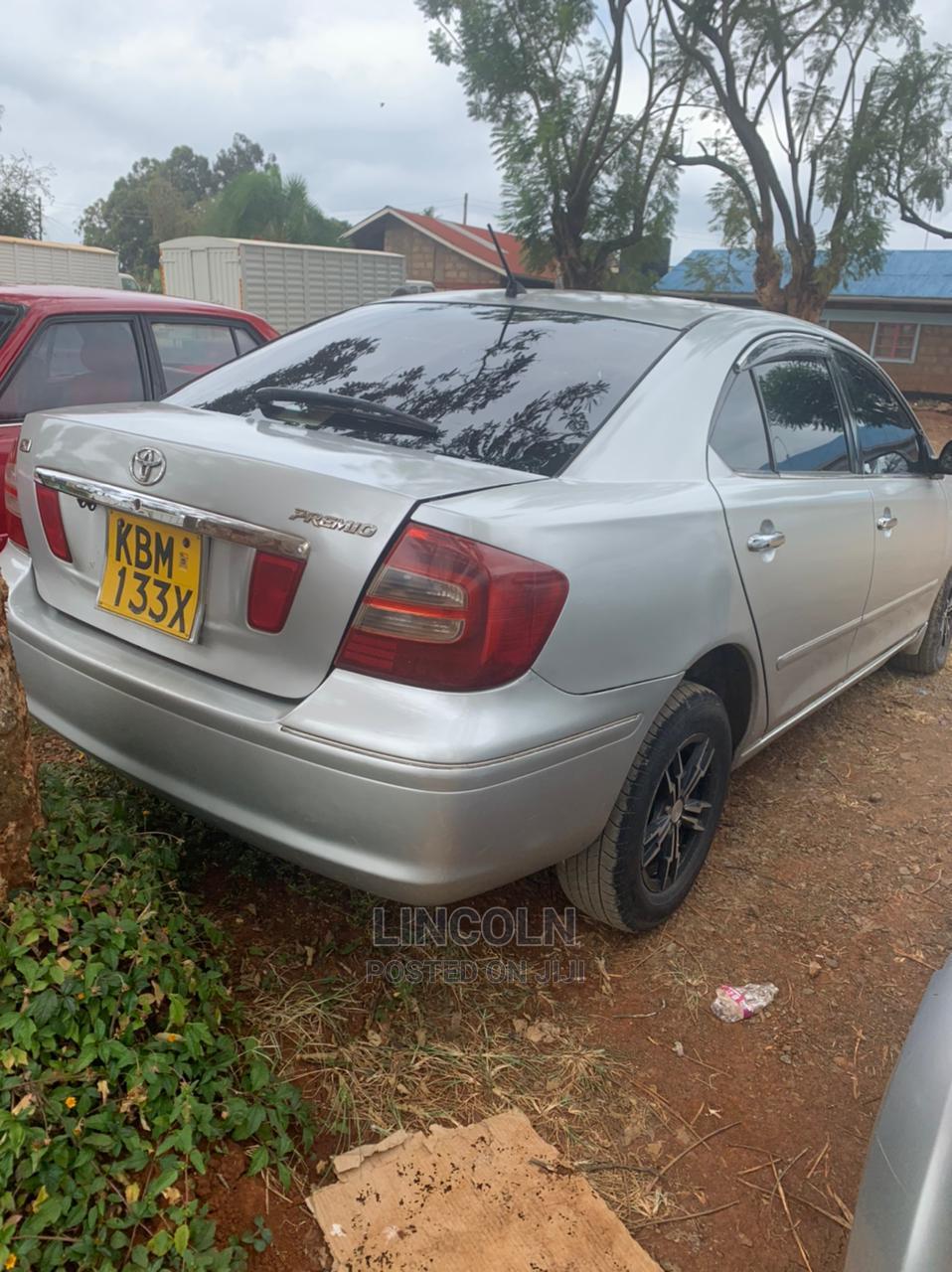 Toyota Premio 2005 Silver | Cars for sale in Karatina Town, Nyeri, Kenya