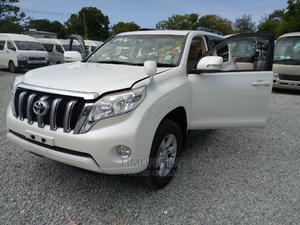 Toyota Land Cruiser Prado 2013 White | Cars for sale in Mombasa, Ganjoni