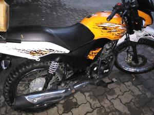 TVS Apache 180 RTR 2020 Orange | Motorcycles & Scooters for sale in Mombasa, Mombasa CBD