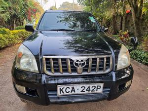 Toyota Land Cruiser Prado 2007 Black   Cars for sale in Nairobi, Nairobi Central