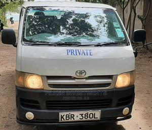 Hiace Diesel Manual   Buses & Microbuses for sale in Mombasa, Ganjoni