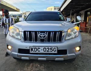 Toyota Land Cruiser Prado 2012 4.0 I Silver | Cars for sale in Nairobi, Nairobi Central