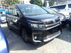 Toyota Voxy 2014 Black   Cars for sale in Mombasa, Ganjoni