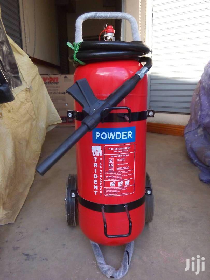Archive: 50kg Dry Powder Fire Extinguisher