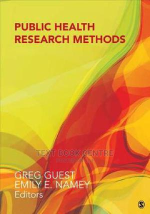 Public Health Research Methods | Books & Games for sale in Nairobi, Nairobi Central