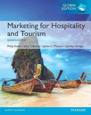 Marketing For Hospitality And Tourism, Global Edition | Books & Games for sale in Nairobi, Nairobi Central