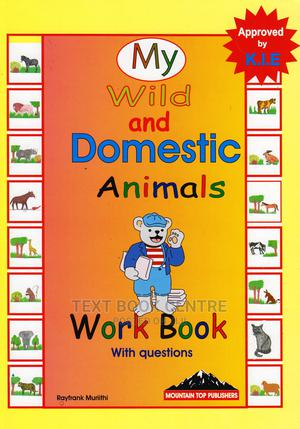 My Wild And Domestic Animals Book (MTP)   Books & Games for sale in Nairobi, Nairobi Central