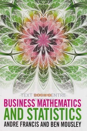 Business Mathemetics And Statistics   Books & Games for sale in Nairobi, Nairobi Central