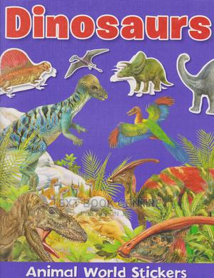 BW- Dinosaurs Animal Word Stickers (AST1-4)   Books & Games for sale in Nairobi, Nairobi Central