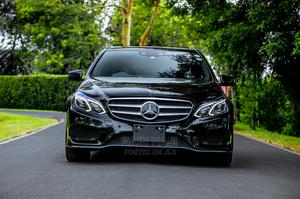 Mercedes-Benz E250 2014 Black | Cars for sale in Nairobi, Kilimani