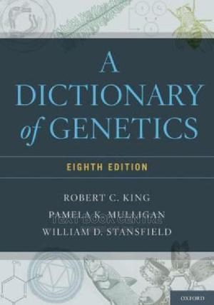 Dictionary Of Genetics 8ED | Books & Games for sale in Nairobi, Nairobi Central