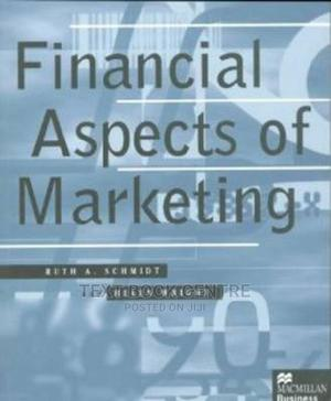 Financial Aspects Of Marketing | Books & Games for sale in Nairobi, Nairobi Central