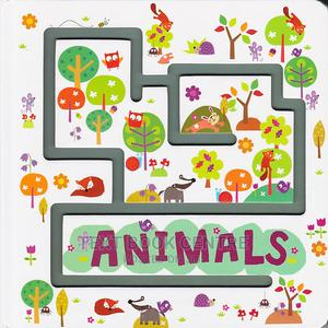 Trace & Track Book - Animals  TTBO3 (North Parade Publishing)   Books & Games for sale in Nairobi, Nairobi Central