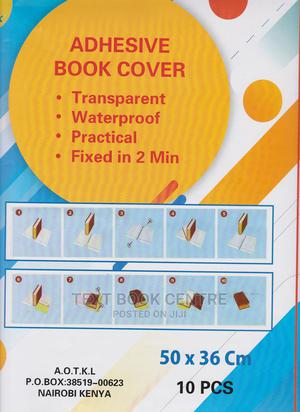 Adhesive Book Cover A5 10pcs | Books & Games for sale in Nairobi, Nairobi Central