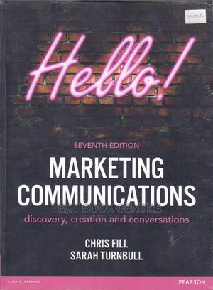 Marketing Communications 7ED (Pearson) | Books & Games for sale in Nairobi, Nairobi Central