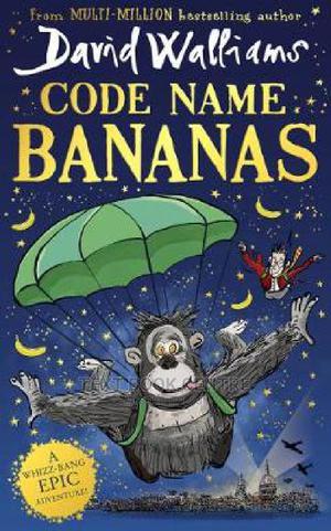 Code Name Bananas (Collins)   Books & Games for sale in Nairobi, Nairobi Central