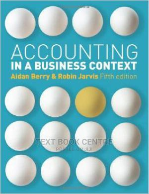 Accounting In A Business | Books & Games for sale in Nairobi, Nairobi Central