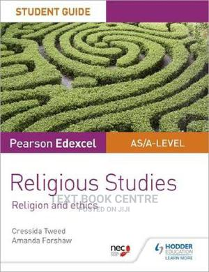 Pearson Edexcel Religious Studies A Level/AS Student Guide: Religion And Ethics   Books & Games for sale in Nairobi, Nairobi Central