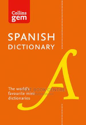 Collins Gem Spanish Dictionary | Books & Games for sale in Nairobi, Nairobi Central