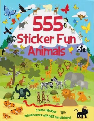 555 Sticker Fun Animals (Imagine)   Books & Games for sale in Nairobi, Nairobi Central