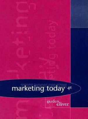 Marketing Today 4th Edition | Books & Games for sale in Nairobi, Nairobi Central