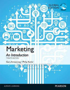 Marketing: An Introduction With Mymarketinglab, Global Edition | Books & Games for sale in Nairobi, Nairobi Central