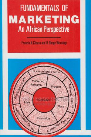 Fundamentals Of Marketing :An African Perspective | Books & Games for sale in Nairobi, Nairobi Central