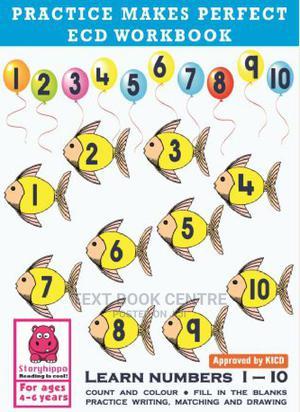 Practice ECD Workbook Learn Numbers 1-10(Story Moja) | Books & Games for sale in Nairobi, Nairobi Central